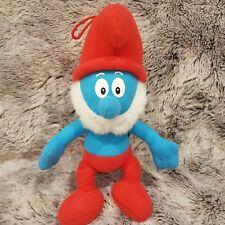 New Plush Soft Toy The Smurfs Papa Smurf n