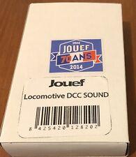 Décodeur Sound 141R HJ2041/50 ESU LokSound V4 + HP Jouef HO SNCF #roco #LSModels