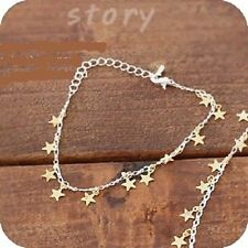 """Alloy 9 - 9.99"""" Length Costume Anklets"""