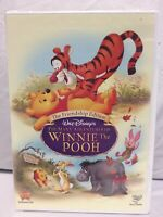 The Many Adventures of Winnie the Pooh The Friendship Edition Disney DVD NEW