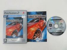 Need for Speed: Underground (Sony PlayStation 2, 2003) PAL European Version PS2