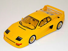1/18 GT Spirit Ferrari Koenig Competition EVO 1000 CV Testarossa in Yellow ZM034