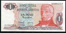 ARGENTINA  - 1 Peso - Paper Money UNC