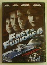 DVD FAST & FURIOUS 4 - Vin DIESEL / Paul WALKER / Michelle RODRIGUEZ - NEUF
