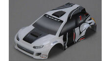 NEW Losi 1/24 4WD Micro Rally Painted Body Gray LOSB1786