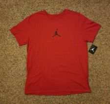 Nike Air Jordan Jumpman Bred Retro 11 Red Black 612198-695 Size Xl Rare Limited