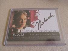 Joely Richardson as Catherine Parr The Tudors The Final Season JR autograph card