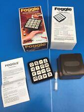 JEU de société / FOGGLE Chrifres Capiepa 1à8 joueur 1977 type COGGLE BOGGLE N°18