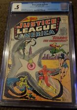 Brave and the Bold 28 CGC 0.5 1st Justice League