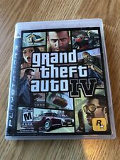 Grand Theft Auto IV (Sony PlayStation 3, 2008) PS3 VC4