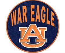 Auburn University War Eagle Garden Stepping Stone Decor Collegiate Licensed Rock