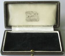 Toye & Co. Box -  Vintage Rectangular Jewellery Presentation Box