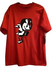 Ohio State Buckeyes Men's Red T-Shirt - Brutus - Large- NWT
