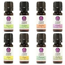 8 x Essential Oil Set Aromatherapy Gift Kit Pack 100% Pure Oils for Aroma Burner