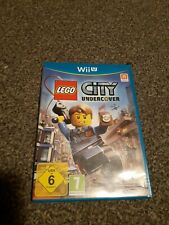 LEGO City Undercover Nintendo Wii U, games, console, gamepad, video game