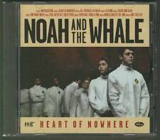 NOAH AND THE WHALE Heart Of Nowhere 2013 CD GERMANY EDC