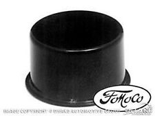 1964-1966 Ford Mustang Bronco Oil Cap without Tube (For Open Emissions, Black)
