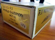 Lotus 25 1/43 Jim Clark Tameo World Champions Kit n Spark, Provence Moulage