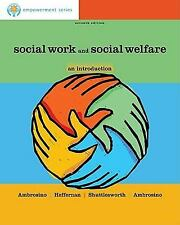 SW 310 Introduction to Social Work and Social Welfare: Social Work and Social...