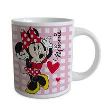 DISNEY mug tasse céramique MINNIE MOUSE rose 23,7 cl neuf