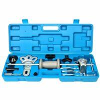 9-Way Slide Hammer Axle Bearing Dent Hub 2 3 Internal External Gear Puller Tool