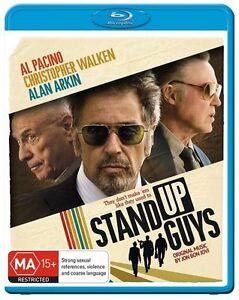 Stand Up Guys (Blu-ray, 2013)