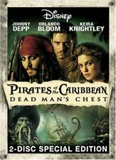 Pirates of the Caribbean: Dead Man's Chest (Two-Disc Collector's Edition) DVD,..