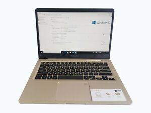 "ASUS 14"" K410U VivoBook Laptop i7-8550U upto 4GHz 16GB DDR4 Ram 256GB SSD Win10H"