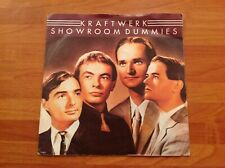 KRAFTWERK - 1977 Vinyl 45rpm 7-Single - SHOWROOM DUMMIES