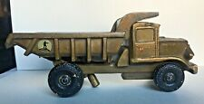 "VINTAGE ""EUCLID"" PROMOTIONAL DUMP TRUCK, NATIONAL PRODUCTS INC. CHICAGO"
