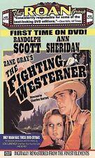 The Fighting Westerner, Excellent DVD, Randolph Scott, Ann Sheridan,
