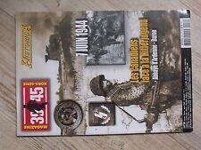$$c Revue 39/45 HS Historica N°100 7 juin 1944  Les canadiens à Buron  Ardenne