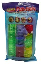 Superpet CritterTrail Fun-nels Assorted Tubes 8 Piece