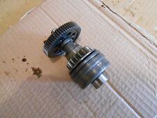 Suzuki Madura GV700 GV 700 GV700GL 1985 electric starter drive gears gear bendix