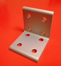 Tnutz Anodized Aluminum 8 Hole Inside Corner Bracket 15 Series Pn Cb 015 H New