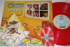 THE GLASS FAMILY crazy LP JDC Rec. US 1979 RED VINYL FUNK SOUL DISCO !!!