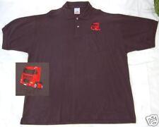 DAF 95XF embroidered on  Polo Shirt