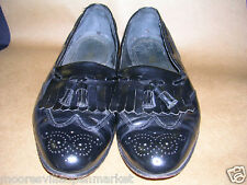 Men's 10 M USA made Dexter wing tip tassle loafer FREE shipping