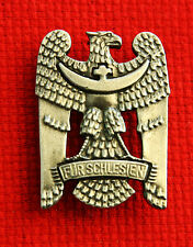 GERMAN IMPERIAL WWI SILESIAN EAGLE FIRST CLASS MEDAL