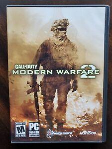 Call of Duty: Modern Warfare 2 (PC, 2009) No CD Key