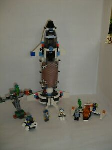 LEGO Four Sets Space Life On Mars Solar Explorer 7315 7301 7311 7695