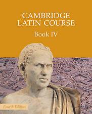 Cambridge Latin Course Book 4, Acceptable, Cambridge School Classics Project, Bo