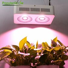 PopularGrow 400W COB LED Grow Light Full Spectrum Lamp For Plant Growth Blooming