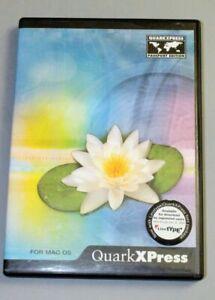 QuarkXPress 6 -MAC - Deutsch - als Update auf QuarkXPress 2020 geeignet