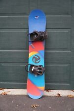 Burton 35 Custom Smalls Flying V + Bindings