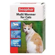 Beaphar Multiwormer For Cats 12 Tablets
