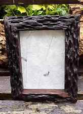 Water Worn Teak Photo Frame,Wooden Carvings,Wooden Ornaments,Home Decor,Wood