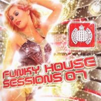VARIOUS ARTISTS-Various / Ministry Of Sound / Funky House Ses (UK IMPORT) CD NEW