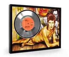 David Bowie Rock Music Presentation Discs