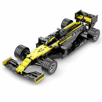 TECHNIC Renault F1 rs19 car 2020 Championship Auto brick Block moc BUILDING